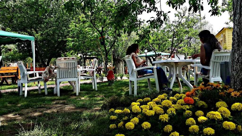 Idavilla Bungalov Otel
