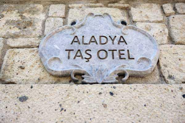 Aladya Taş Otel