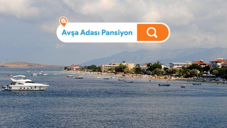 Avşa Adası Pansiyonları ve Pansiyon Fiyatları 2020
