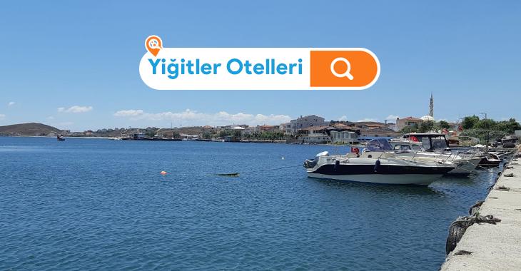 avşa adası yiğitler köyü otelleri