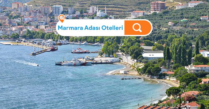 marmara adası otelleri