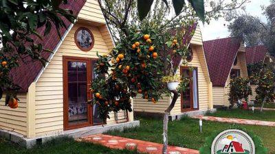 Kazdağları Bungalov Evler