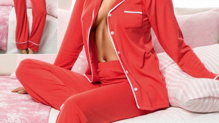 Birbirinden Şık Pijama Takımları Sizlerle