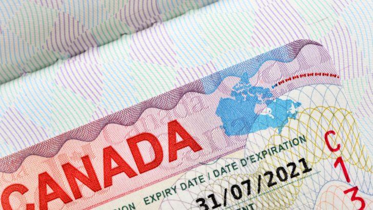 Kanada Vizesi Başvuru Şartları