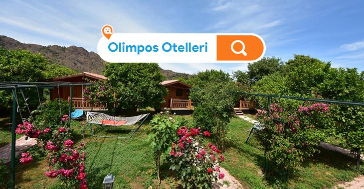 olimpos-bungalow-otel