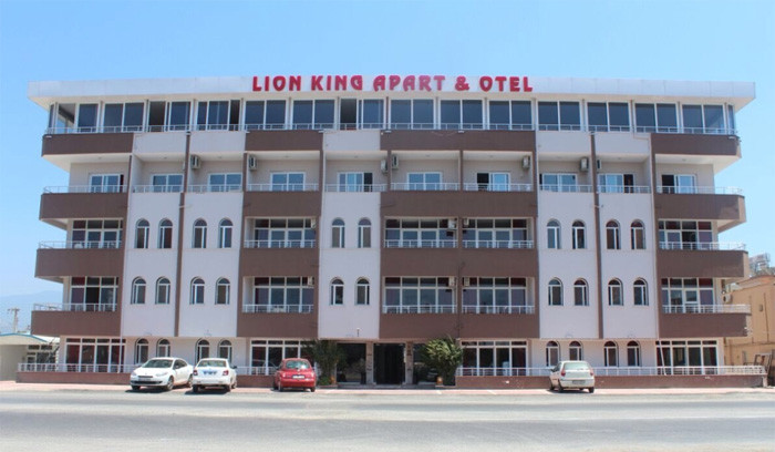 Arsuz Lion King Apart Otel