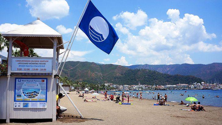 Mavi Bayraklı Plaj Sayısı Arttı