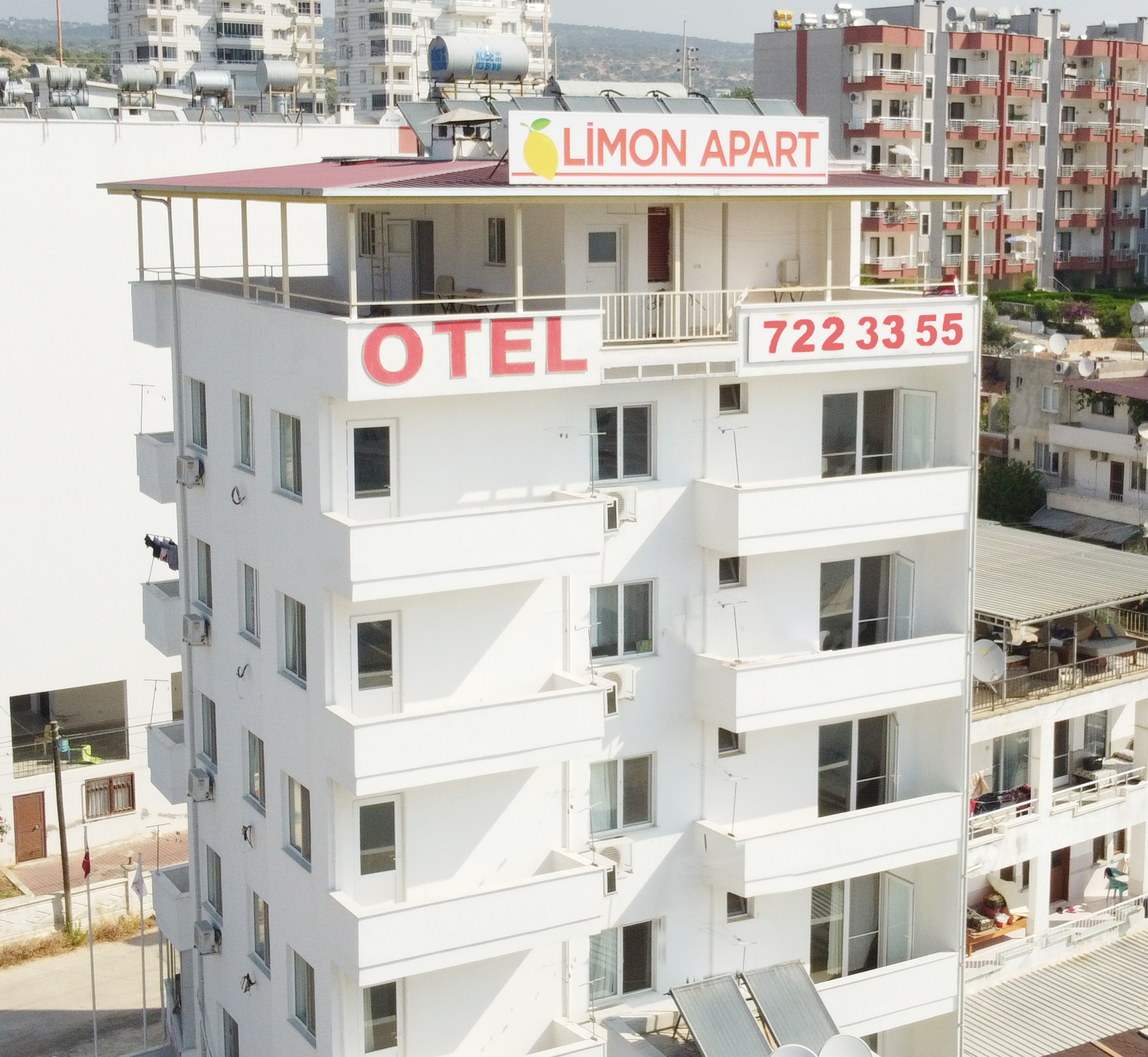 Limon Apart Otel