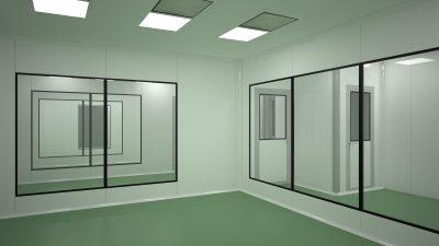 Temiz Oda Panelleri