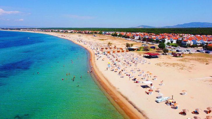 Enez Altınkum Plajı